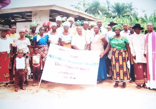 Cassava Mill Project Launched In Oghererehe Emevor